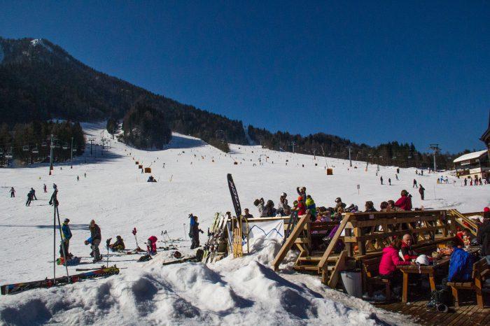 Skijanje za školsku djecu Kranjska Gora 26.12.-30.12.2017.