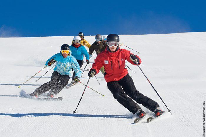 Individualni sati i škola skijanja za odrasle na Sljemenu