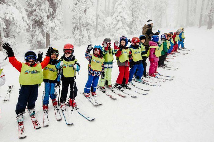Skijanje za predškolsku djecu — Sljeme, 2021.