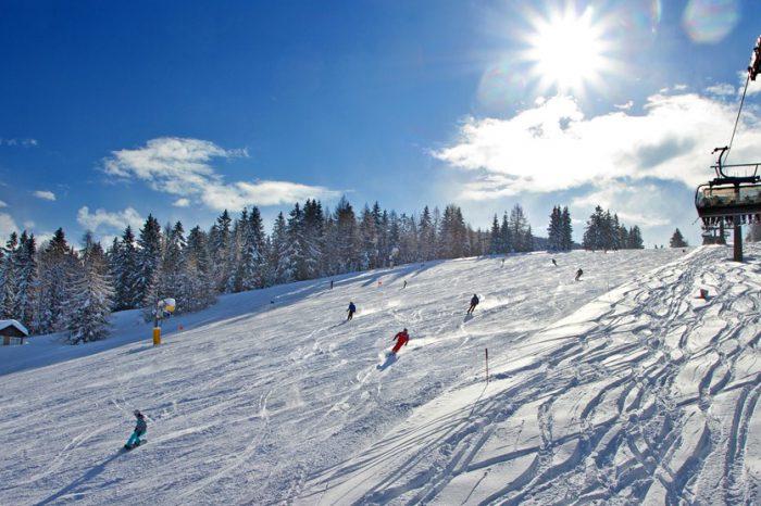 Skijanje za školsku djecu  — Cerkno, Slovenija, 26.12.-30.12.2019.