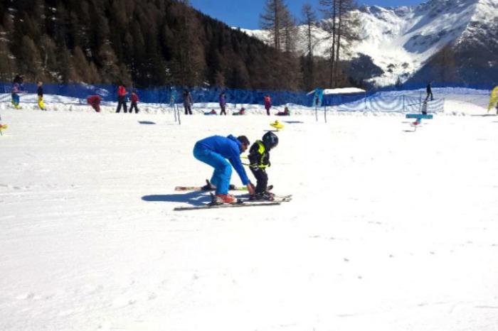 Individualni sati skijanja za djecu i za odrasle na Sljemenu
